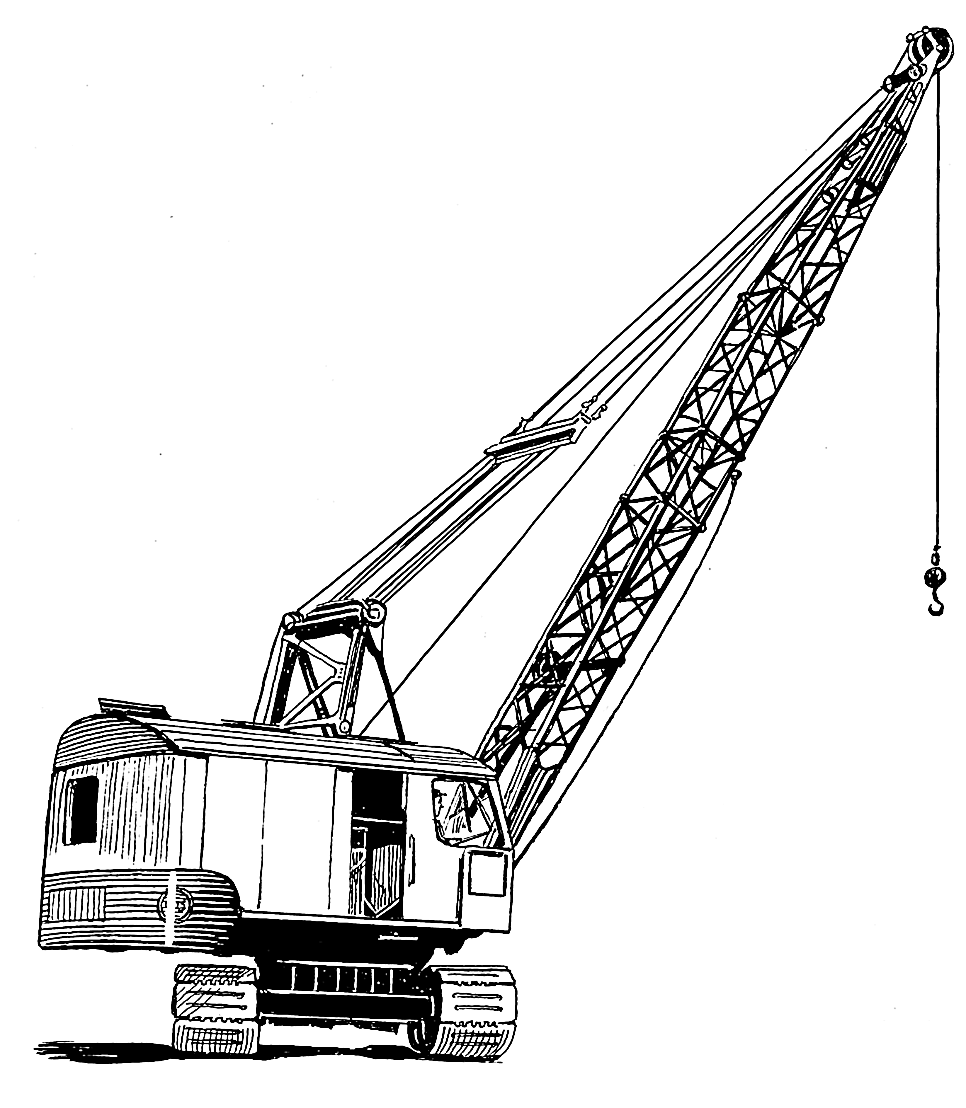 Railroad Tracks Coloring Pages