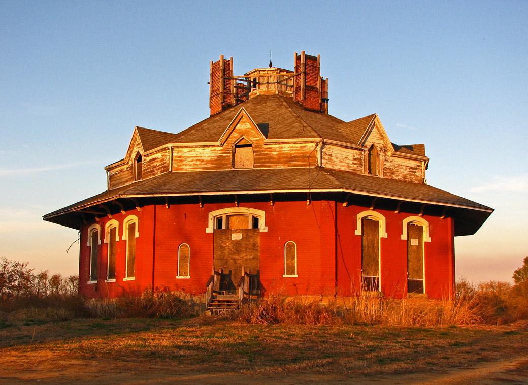 gregg-crites octagon house
