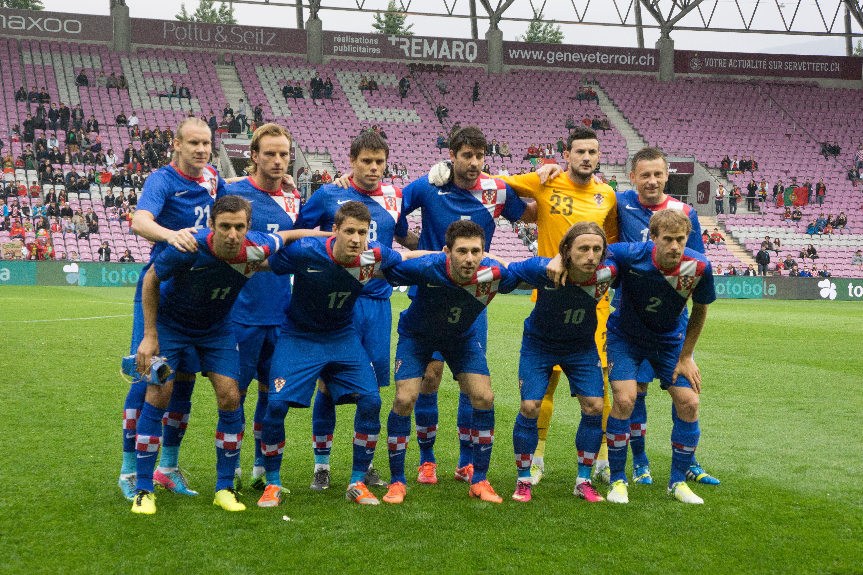file croatia football team croatia vs portugal 10th