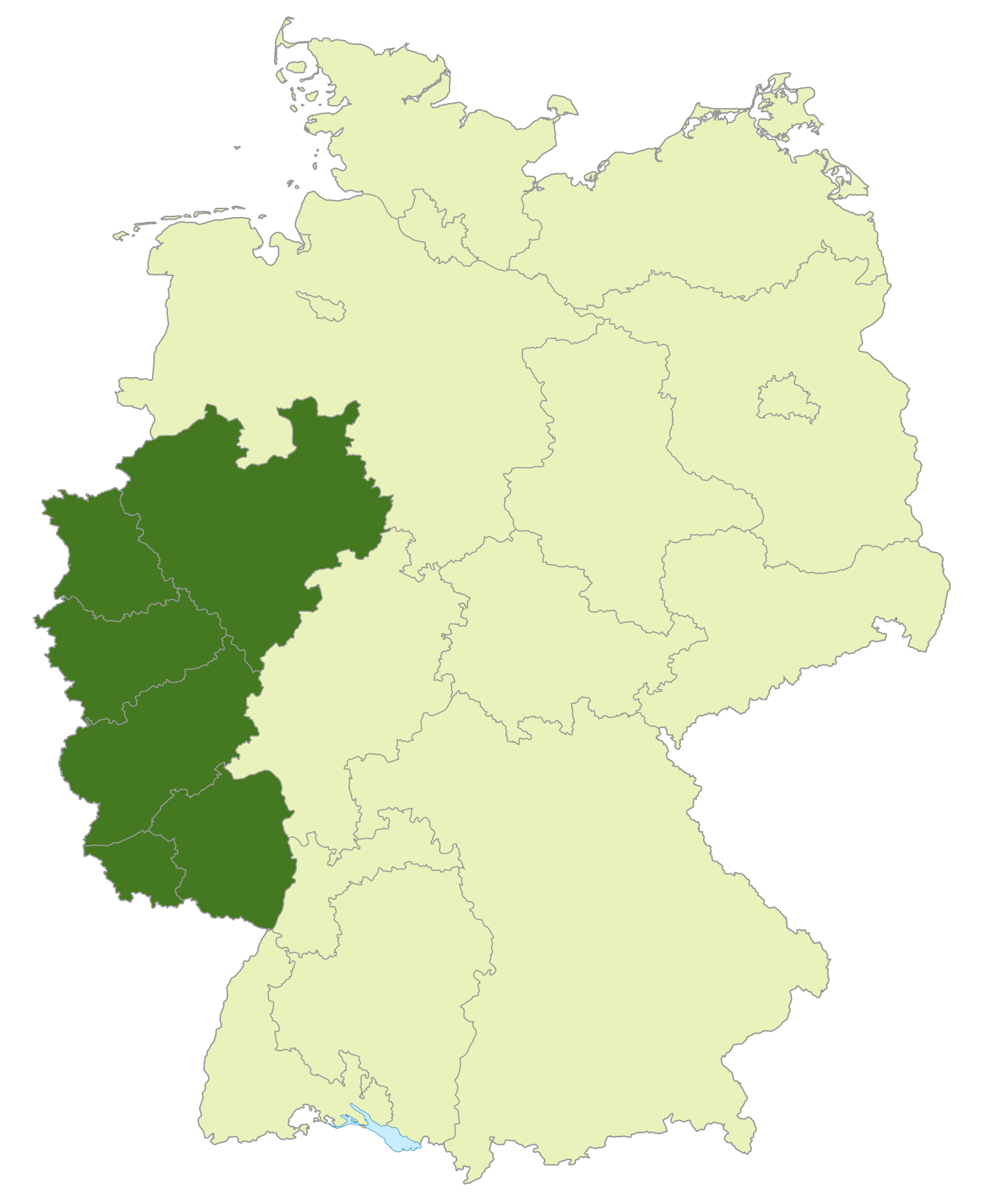 deutschland regionalliga west
