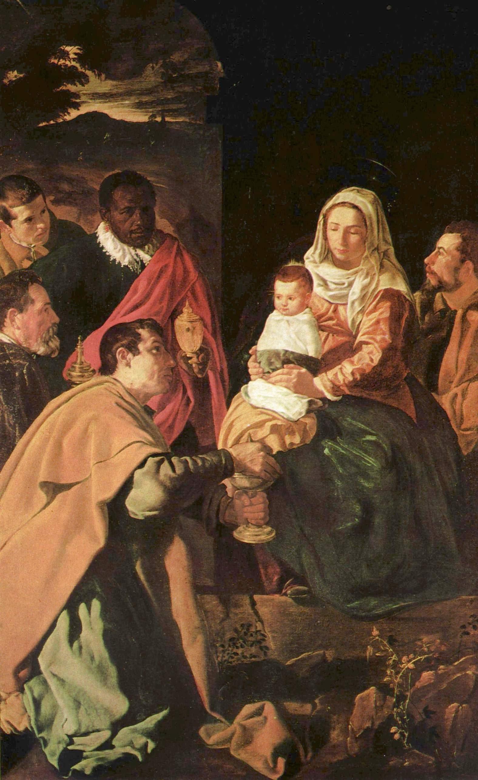 Diego Velázquez [Public domain or Public domain], via Wikimedia Commons