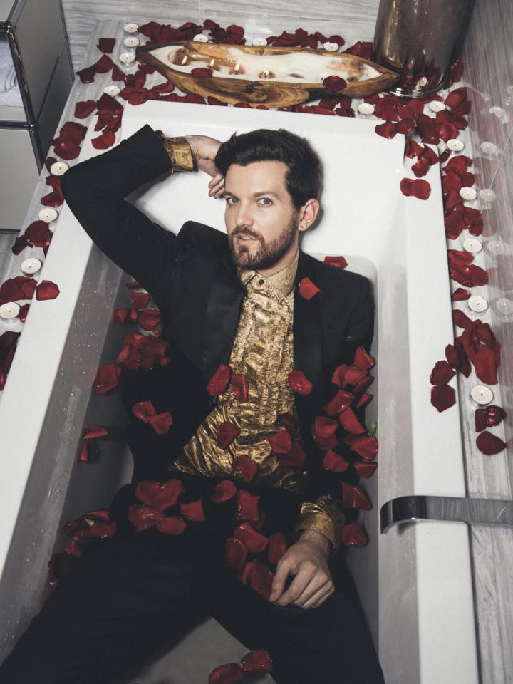 The 30-year old son of father (?) and mother(?) Dillon Francis in 2018 photo. Dillon Francis earned a  million dollar salary - leaving the net worth at 14 million in 2018