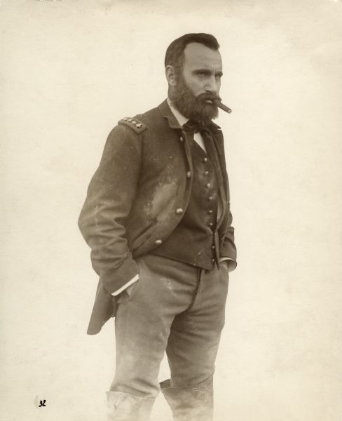 Donald Crisp as Grant 1915