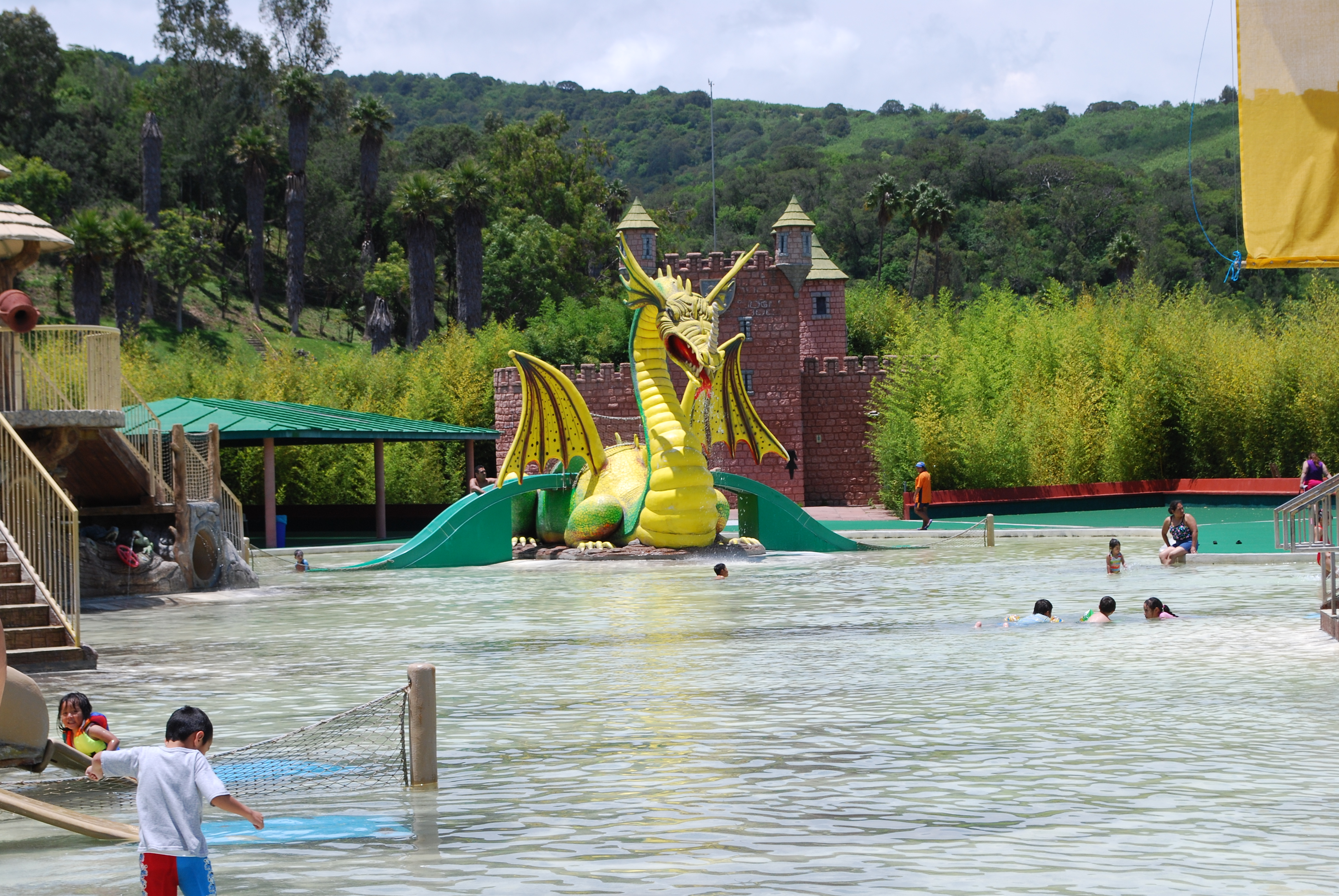 Pirates Island Waterpark Review
