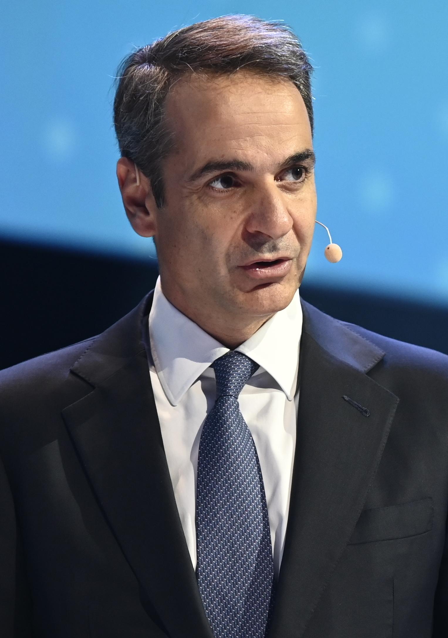Kyriakos Mitsotakis Wikipedia