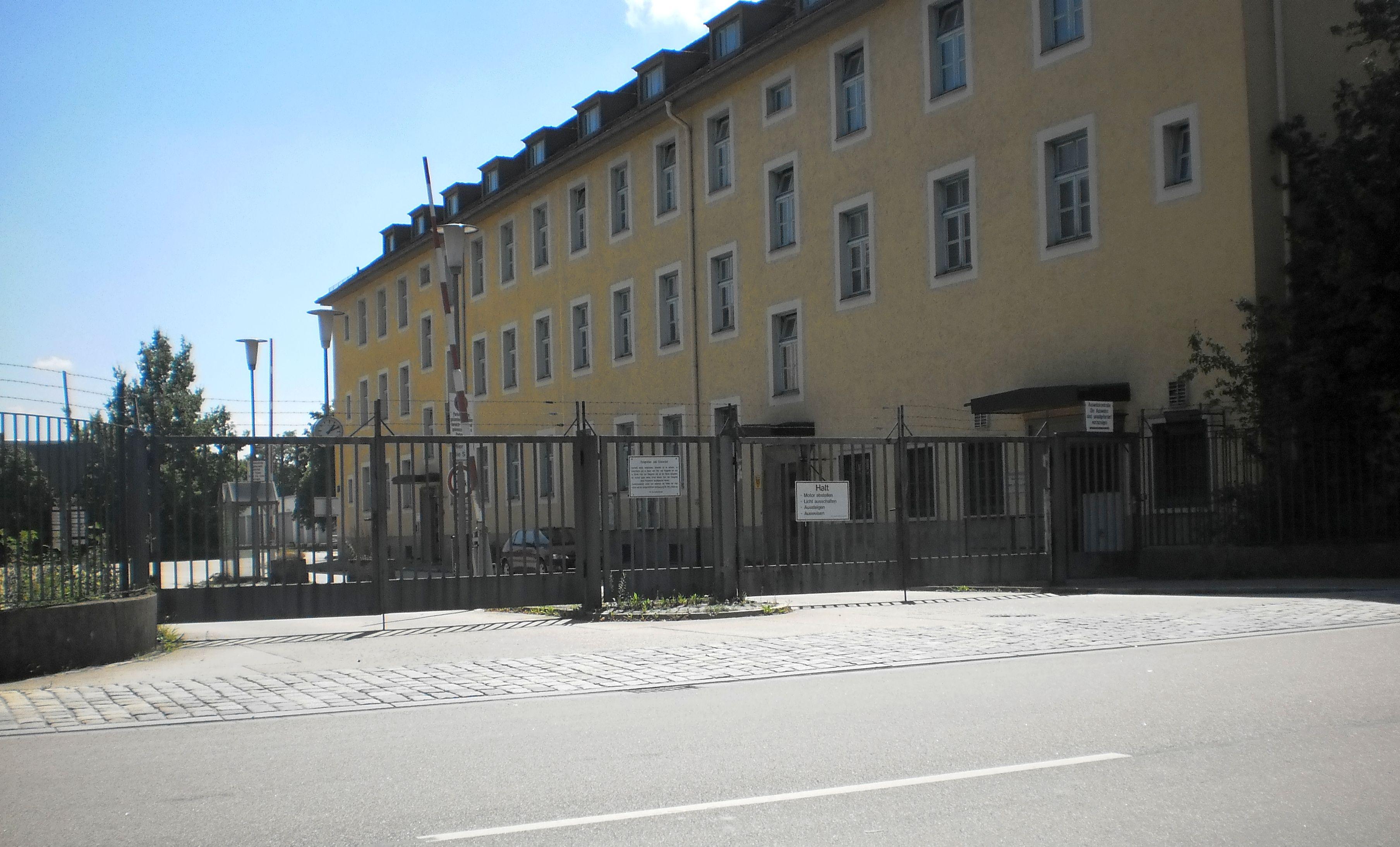 Prinz Leopold Kaserne Regensburg