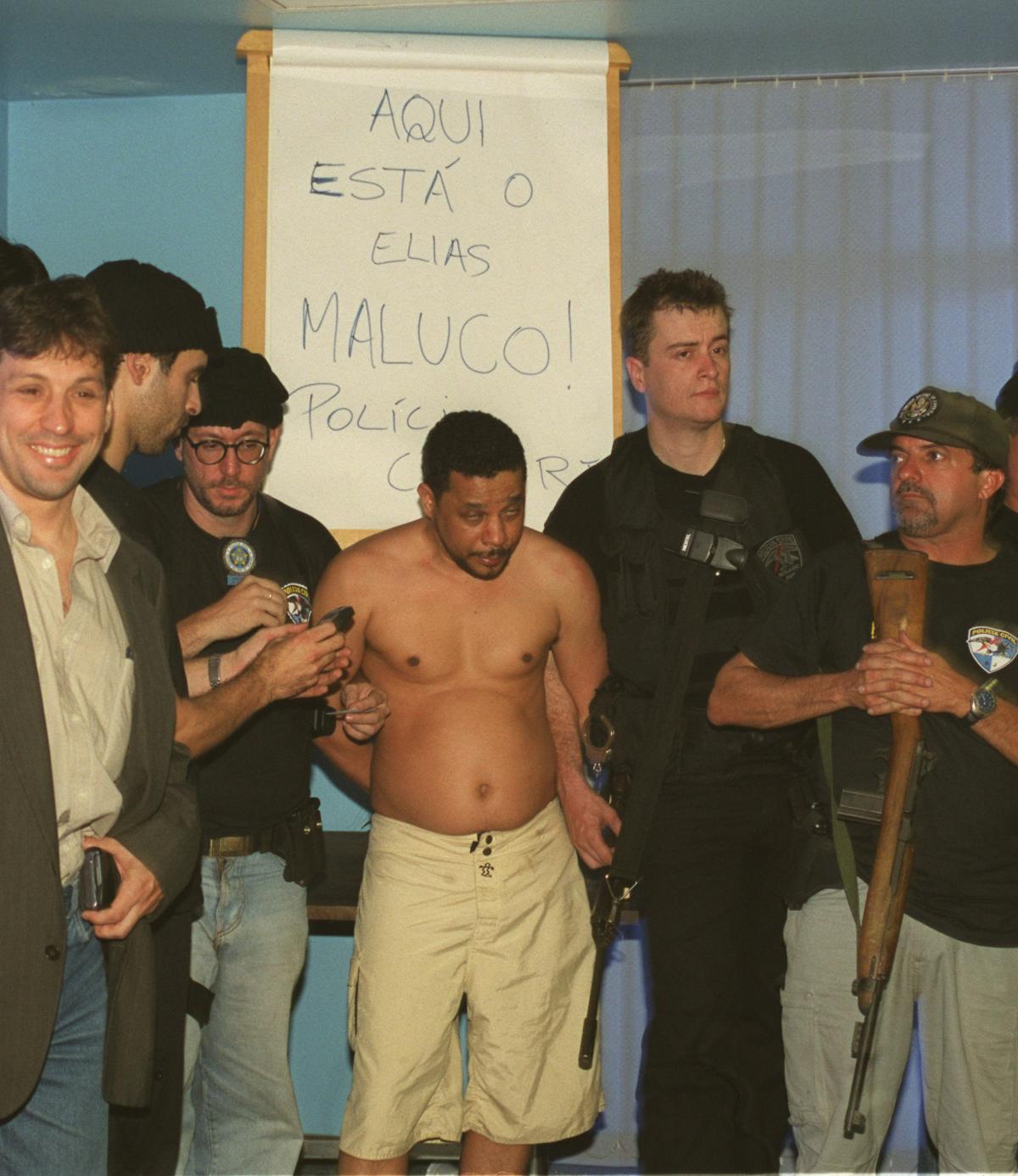 Veja o que saiu no Migalhas sobre Elias Maluco