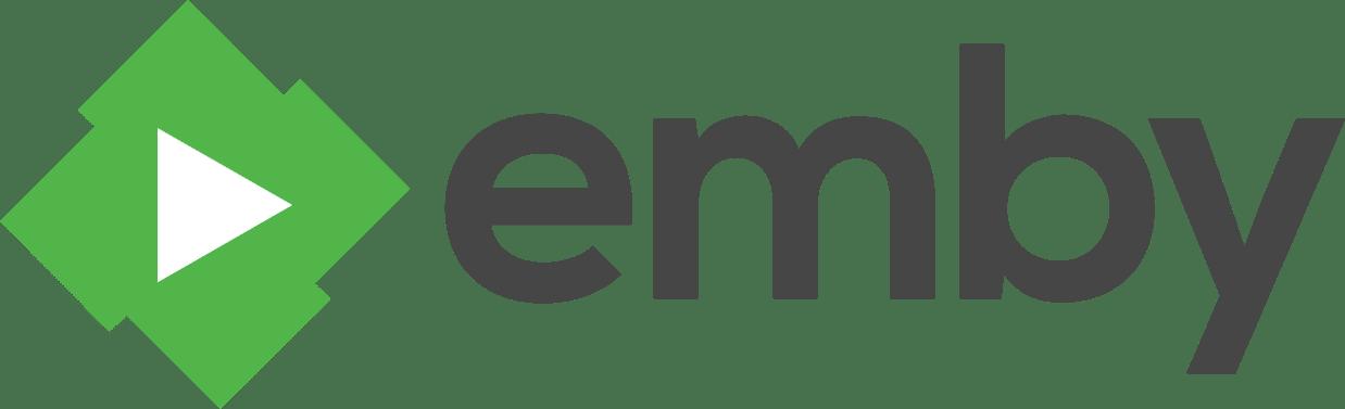 Resultado de imagen de emby logo