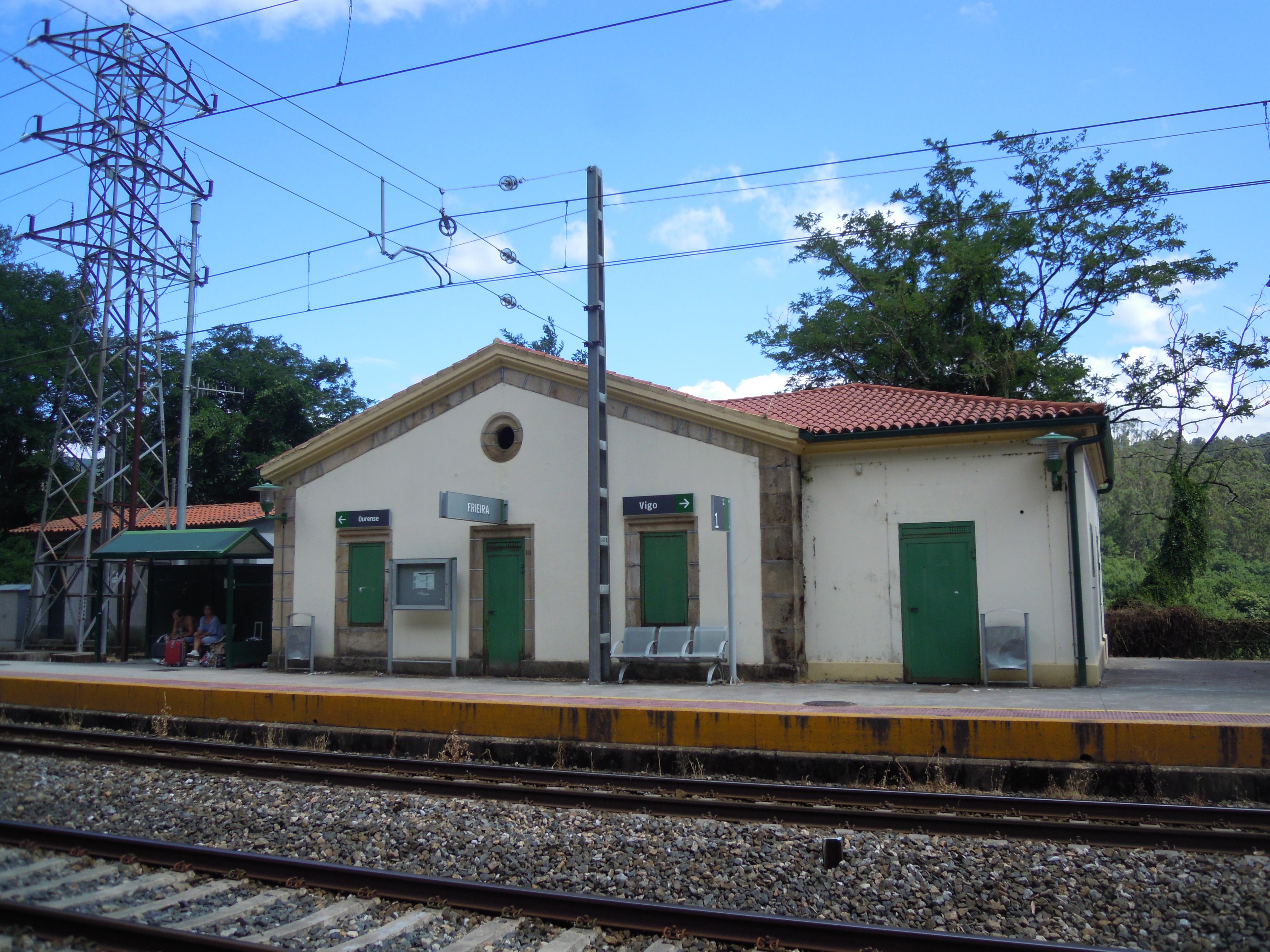 Estación da Frieira