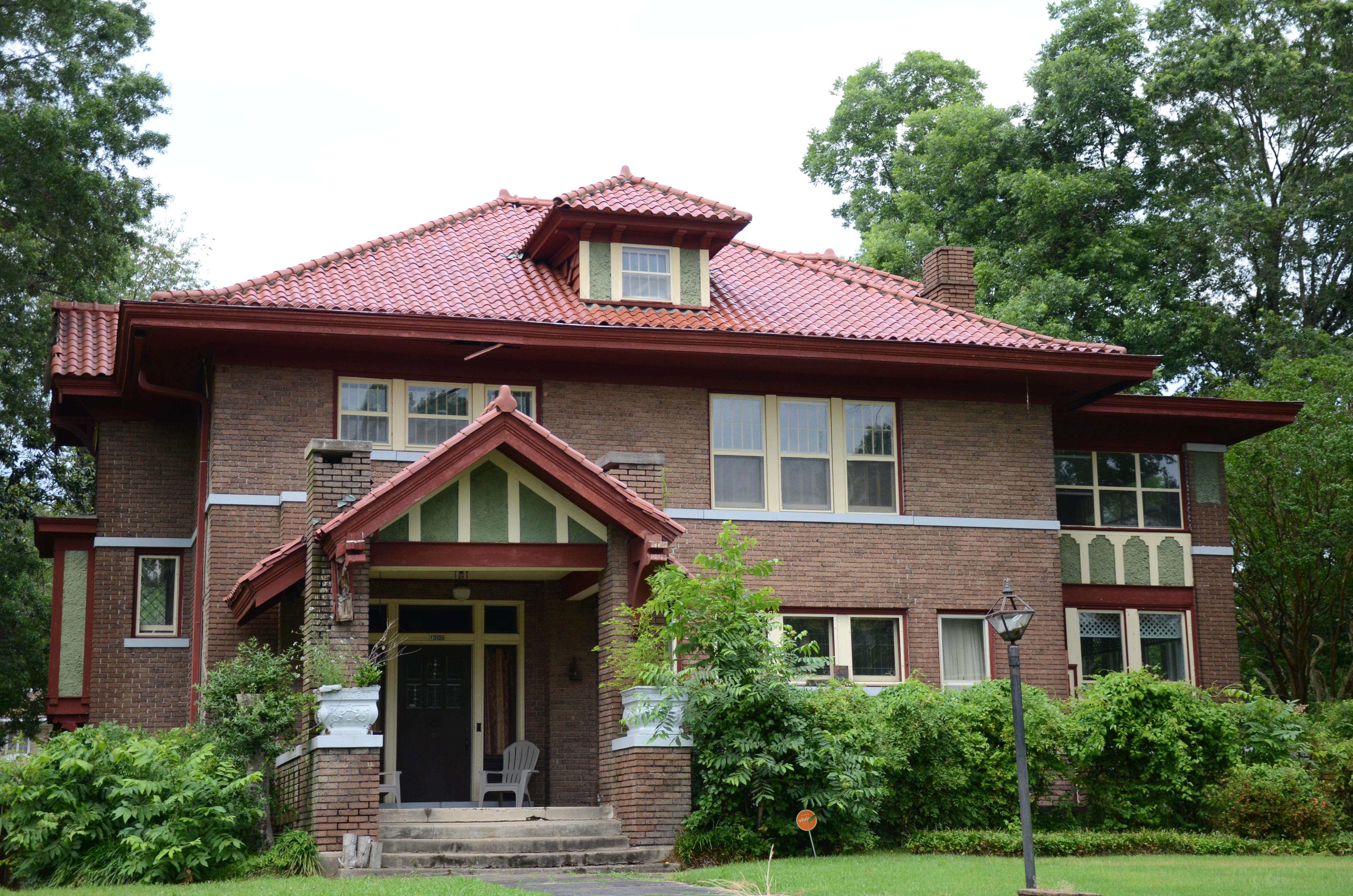 Fox House Pine Bluff Arkansas Wikipedia
