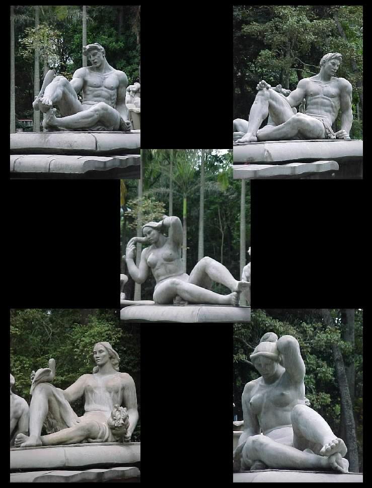 Fuente Venezuela - esculturas - Parque Los Caobos - Caracas - Venezuela 1.jpg