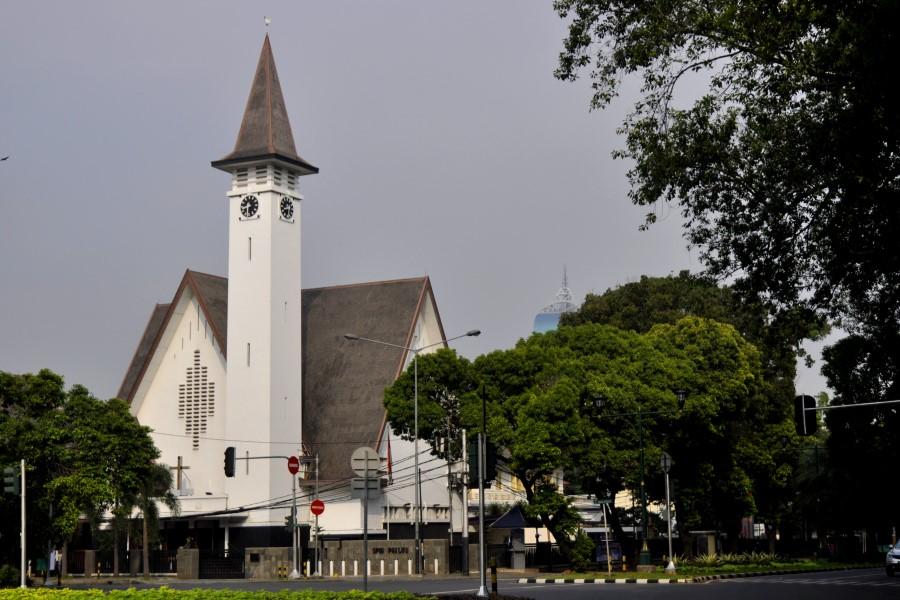 Gereja Paulus Jakarta Wikipedia