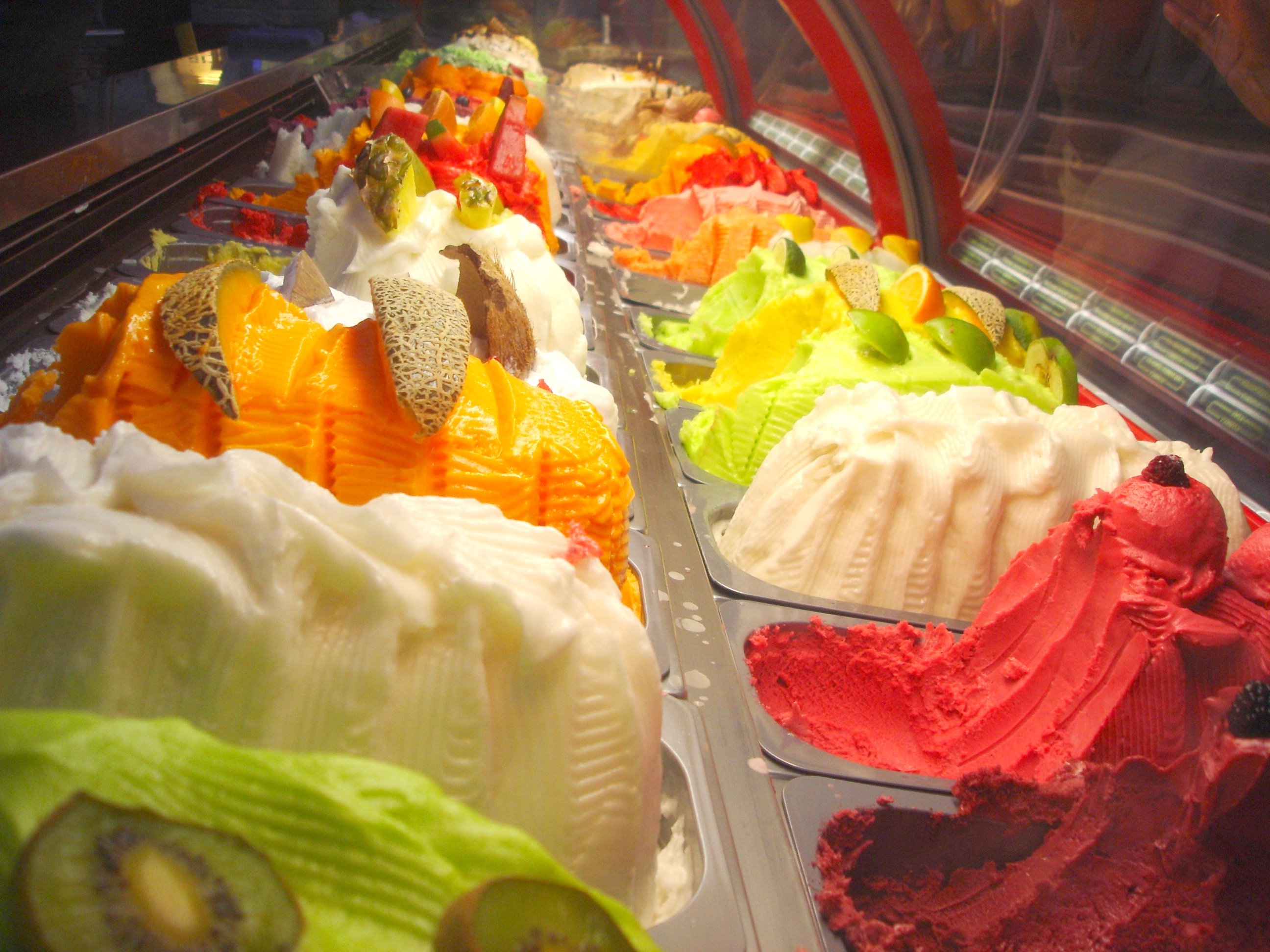 Italian Cream For Cakes