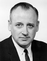 George B. Hartzog, Jr. Director of the National Park Service from January 8, 1964 until December 31, 1972.