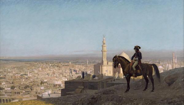 """""""Bonaparte in Cairo"""" by Jean-Léon Gérôme"""