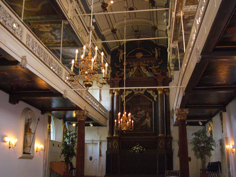 Sint gertrudiskathedraal in utrecht monument for Interieur wikipedia