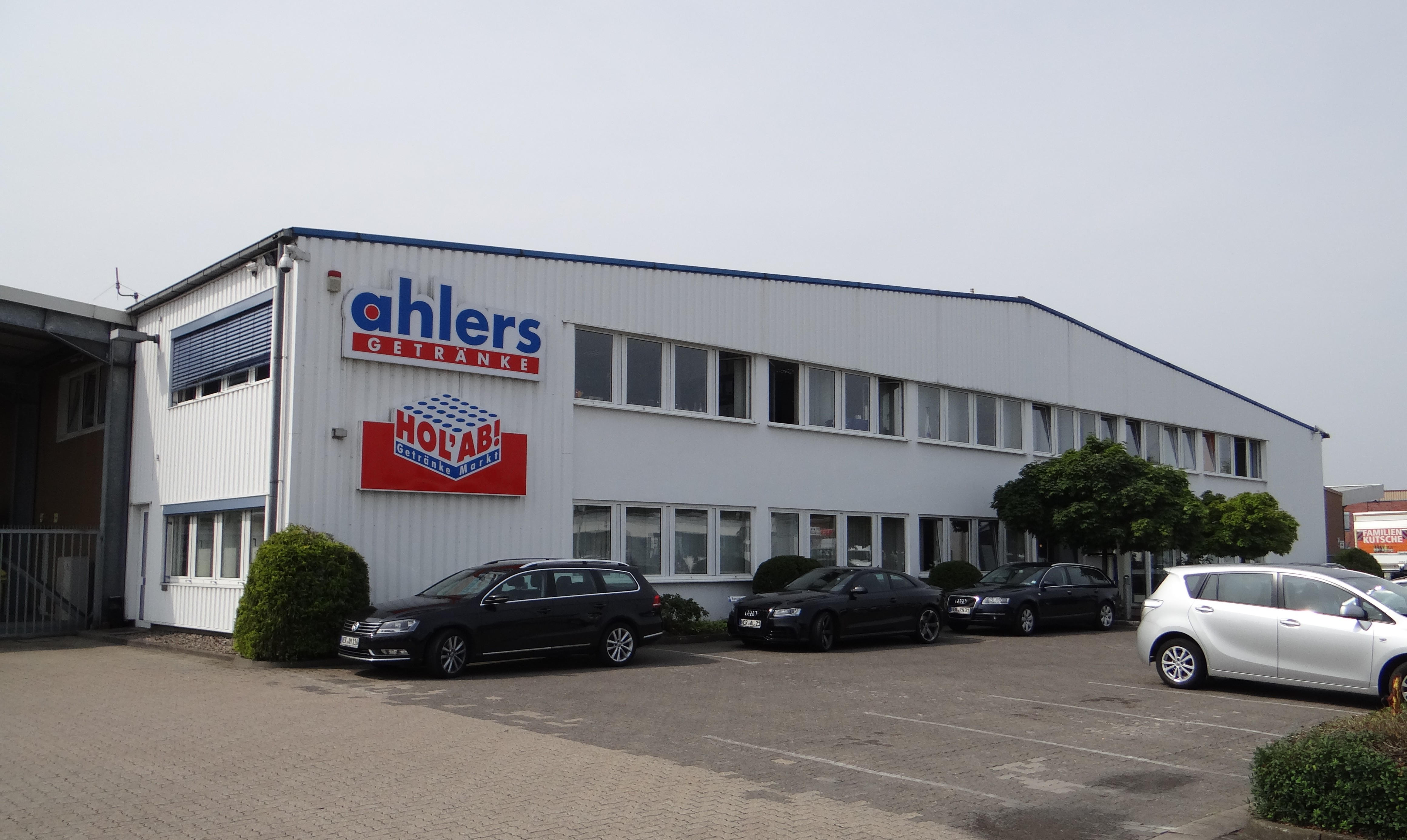 Datei:Getränke Ahlers, Verwaltung in Achim, 2013.JPG – Wikipedia