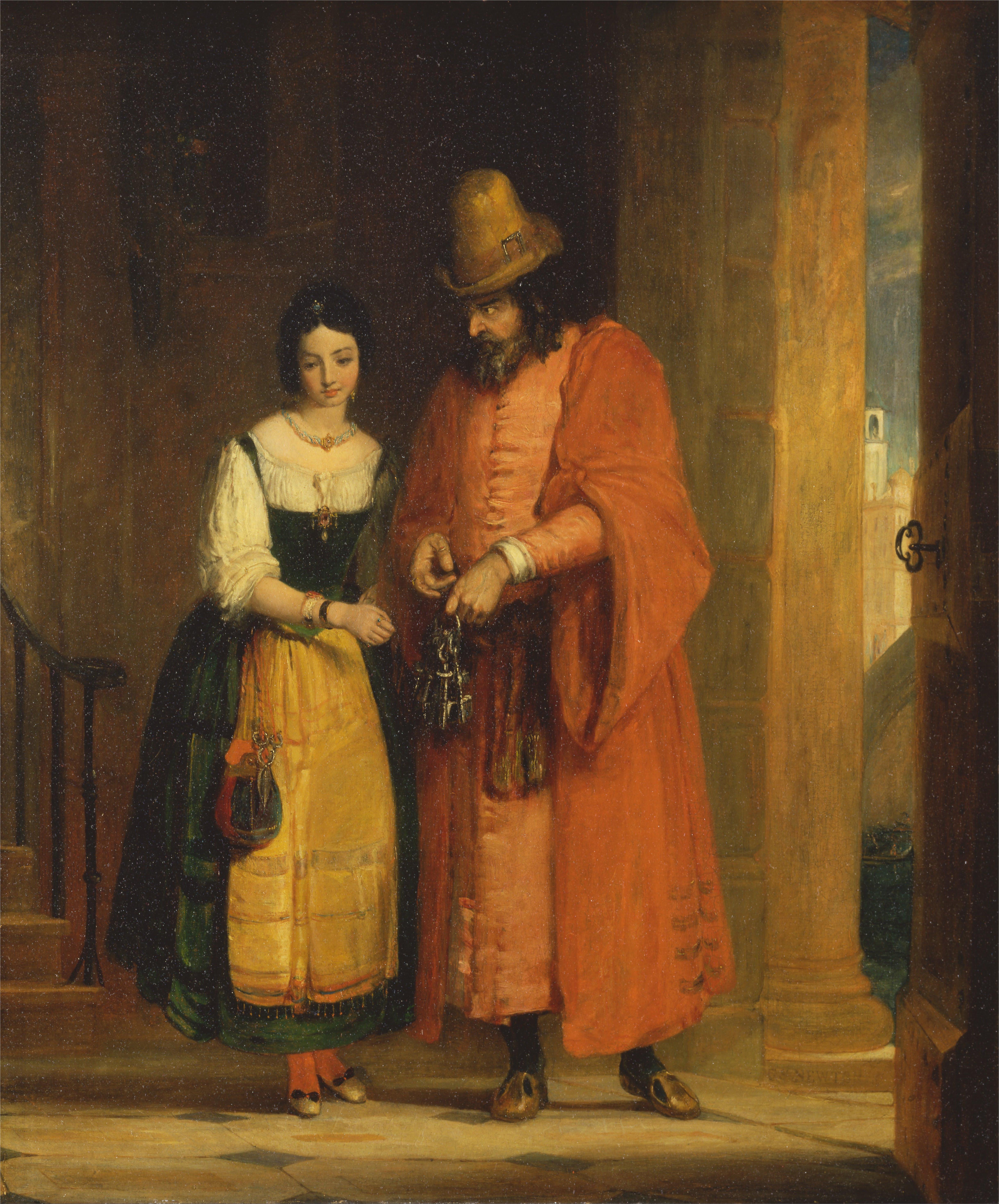 Merchant of Venice - Modern Humanitarianism