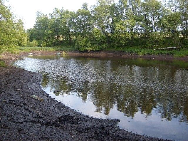 Glencryan Dam - geograph.org.uk - 1449575