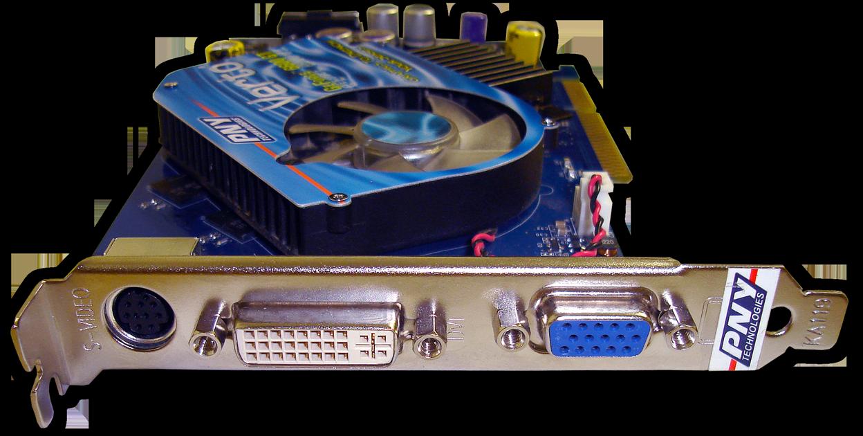 Placa de vídeo em informática