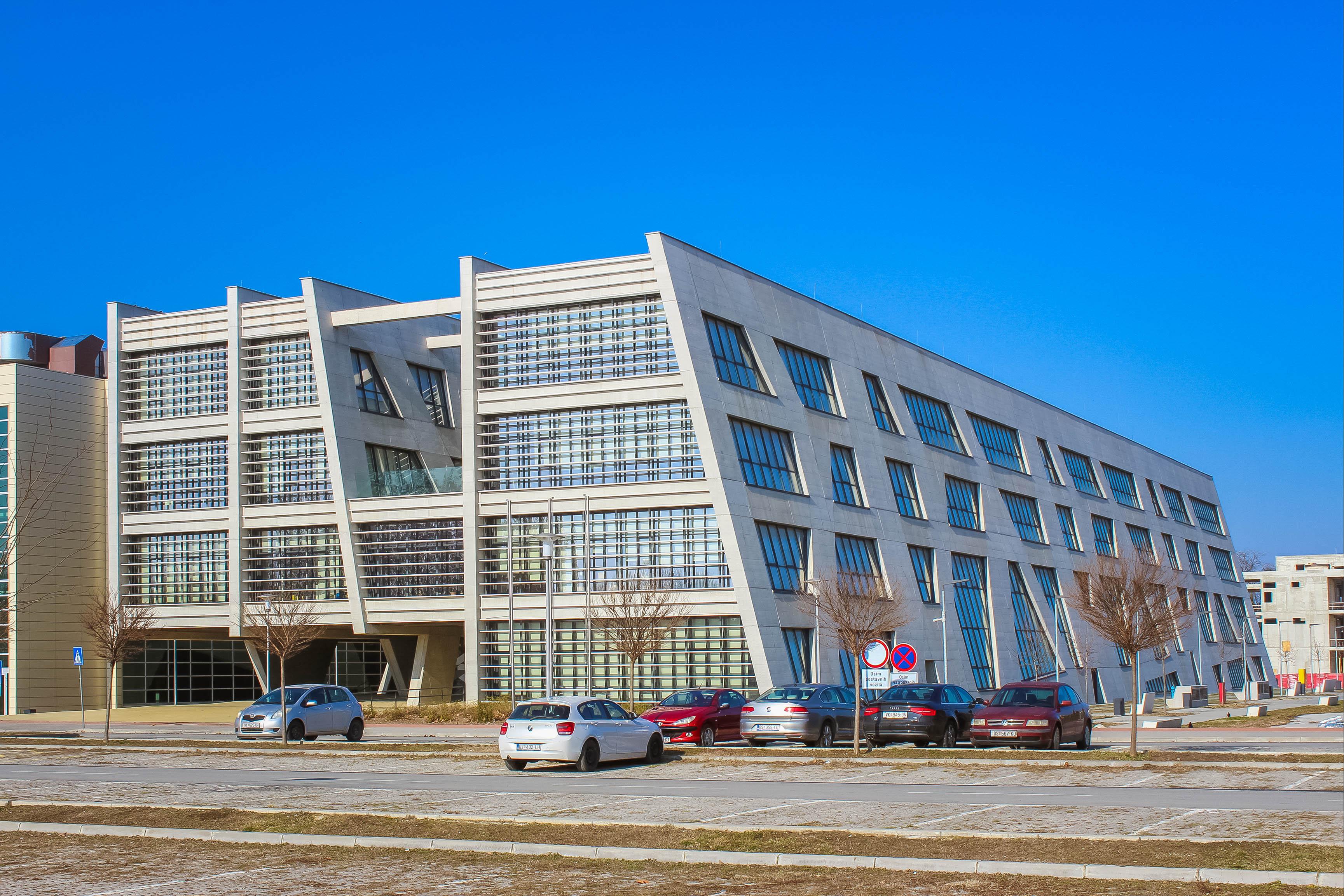 Građevinski I Arhitektonski Fakultet U Osijeku Wikipedija