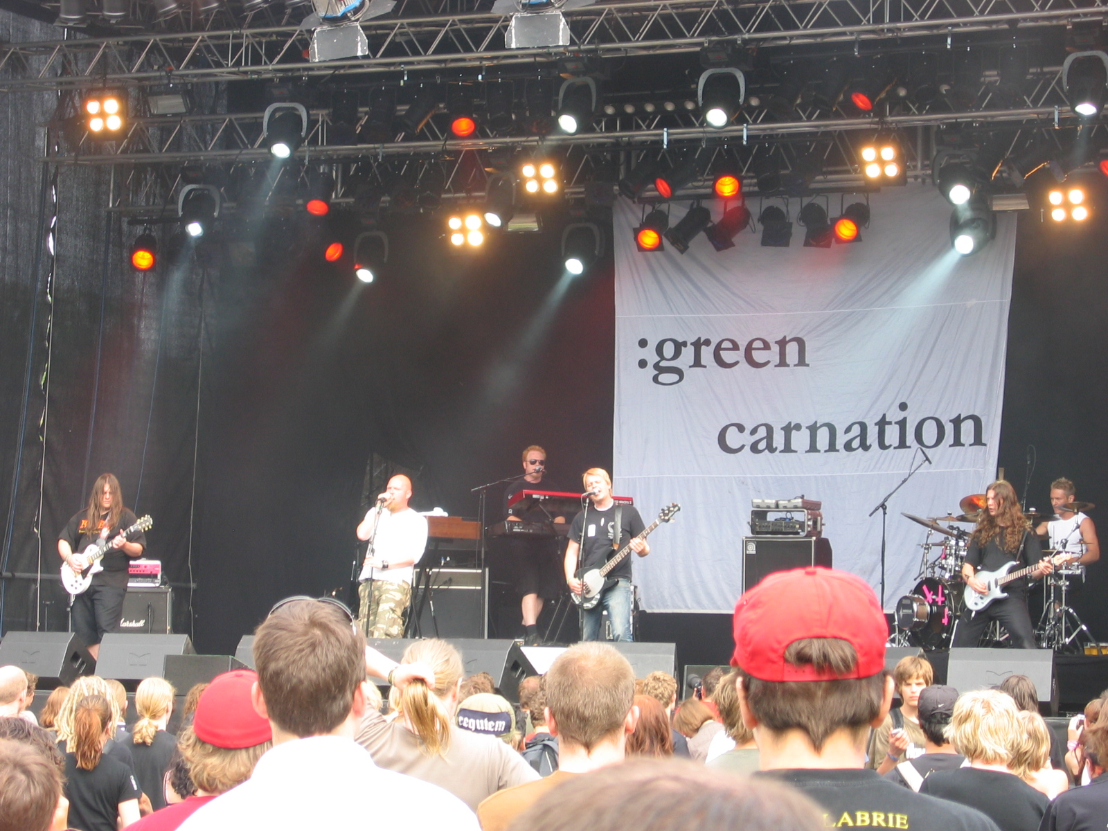 Progressive Metal Green_Carnation_Quart_Festival_2006