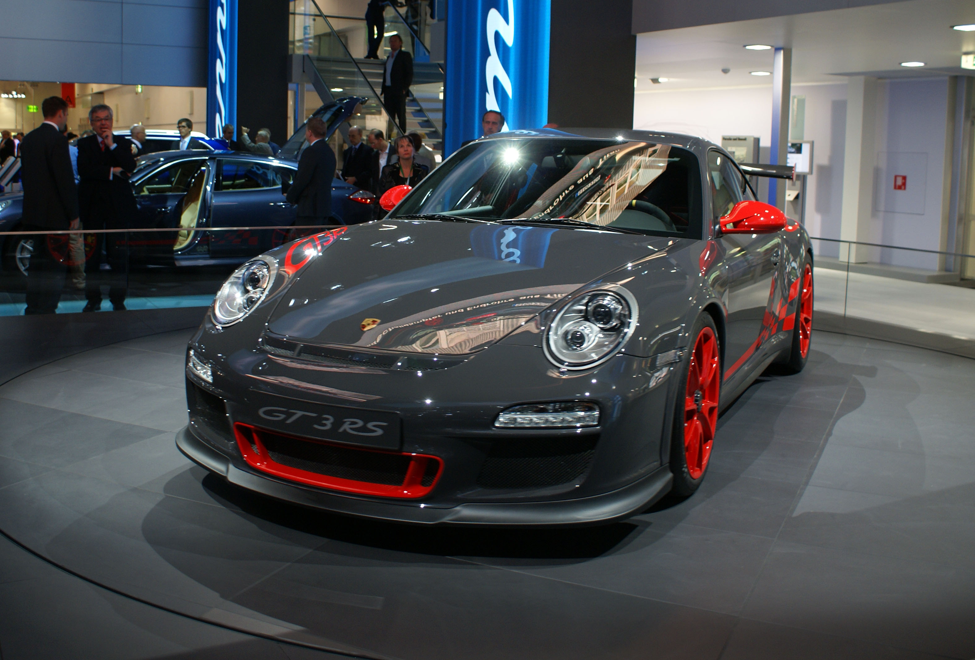 File Grey Porsche 997 Gt3 Rs Facelift Iaa 2009 Jpg