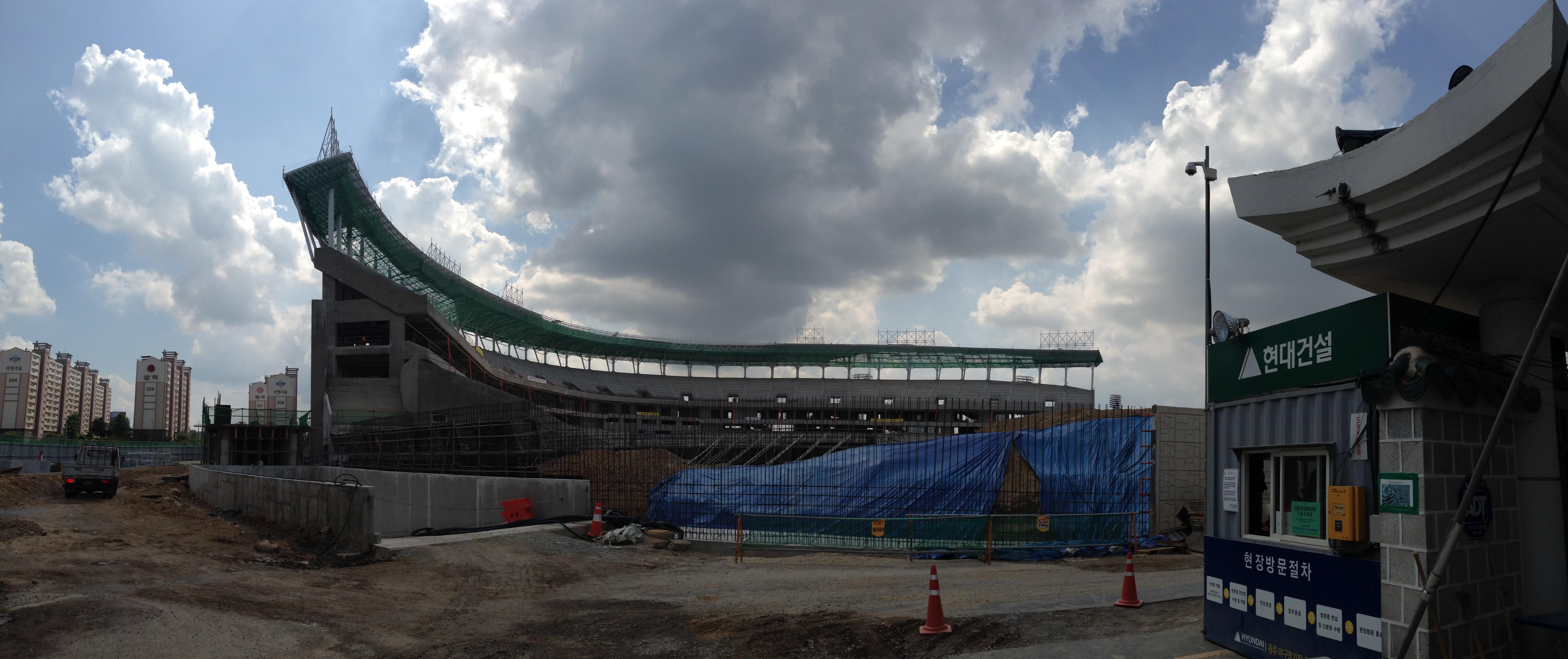 Hwangju Riverside Stadium