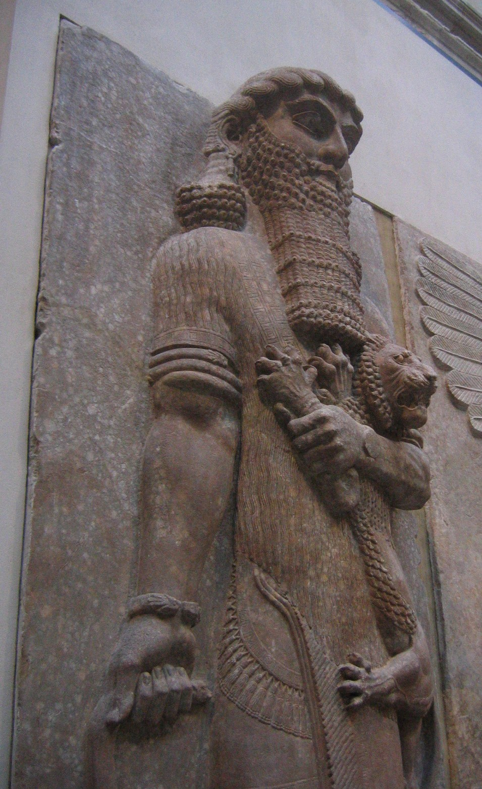 role of gods in gilgamesh What does the epic of gilgamesh reveal about mesopotamian culture and religion  another mortal/god like gilgamesh in order for peace in uruk, the  of roles is .