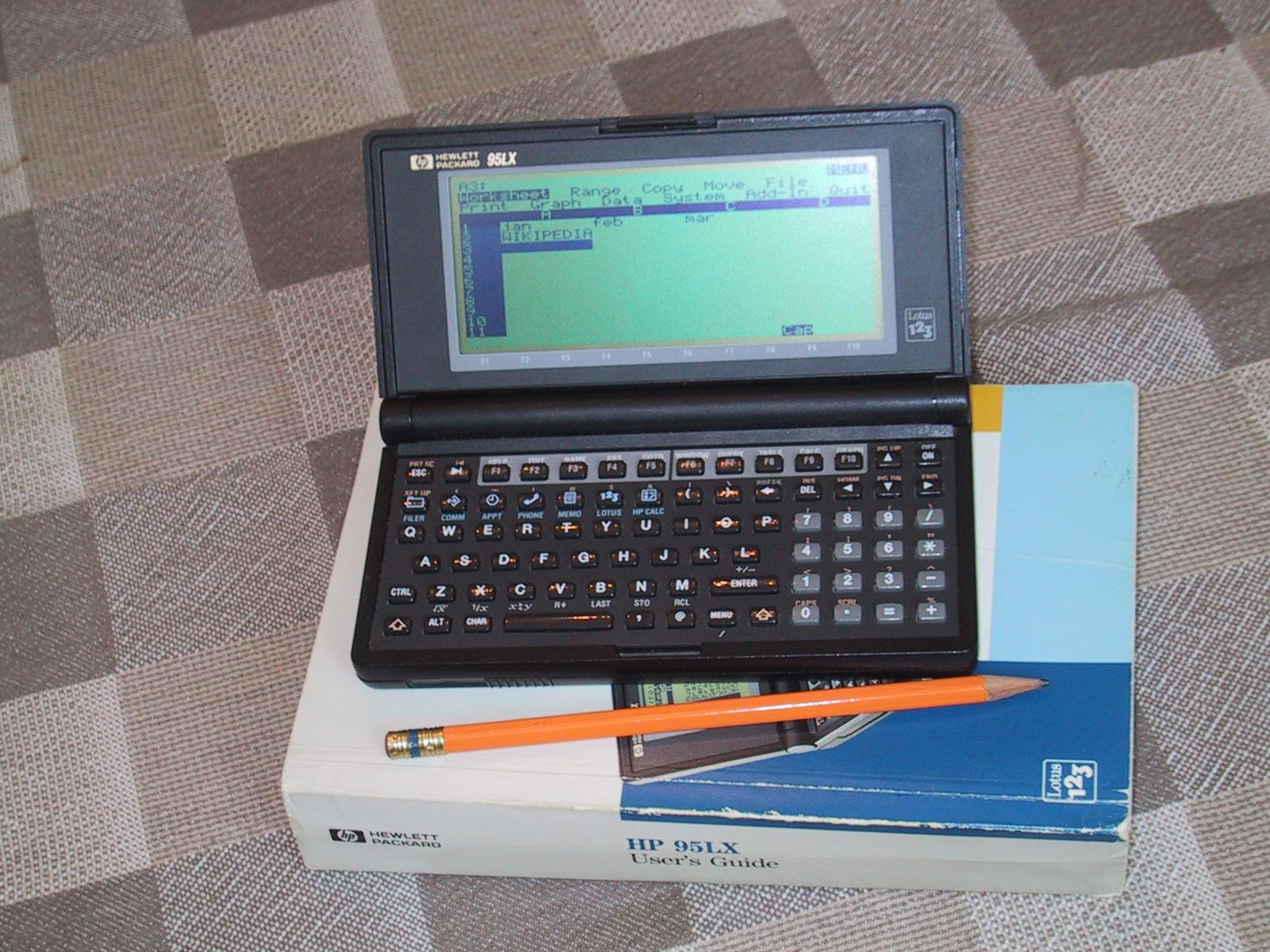 HP 95LX - Wikipedia