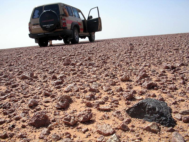 Al hamada al hamra wikipedia wolna encyklopedia - Prix d une meteorite ...