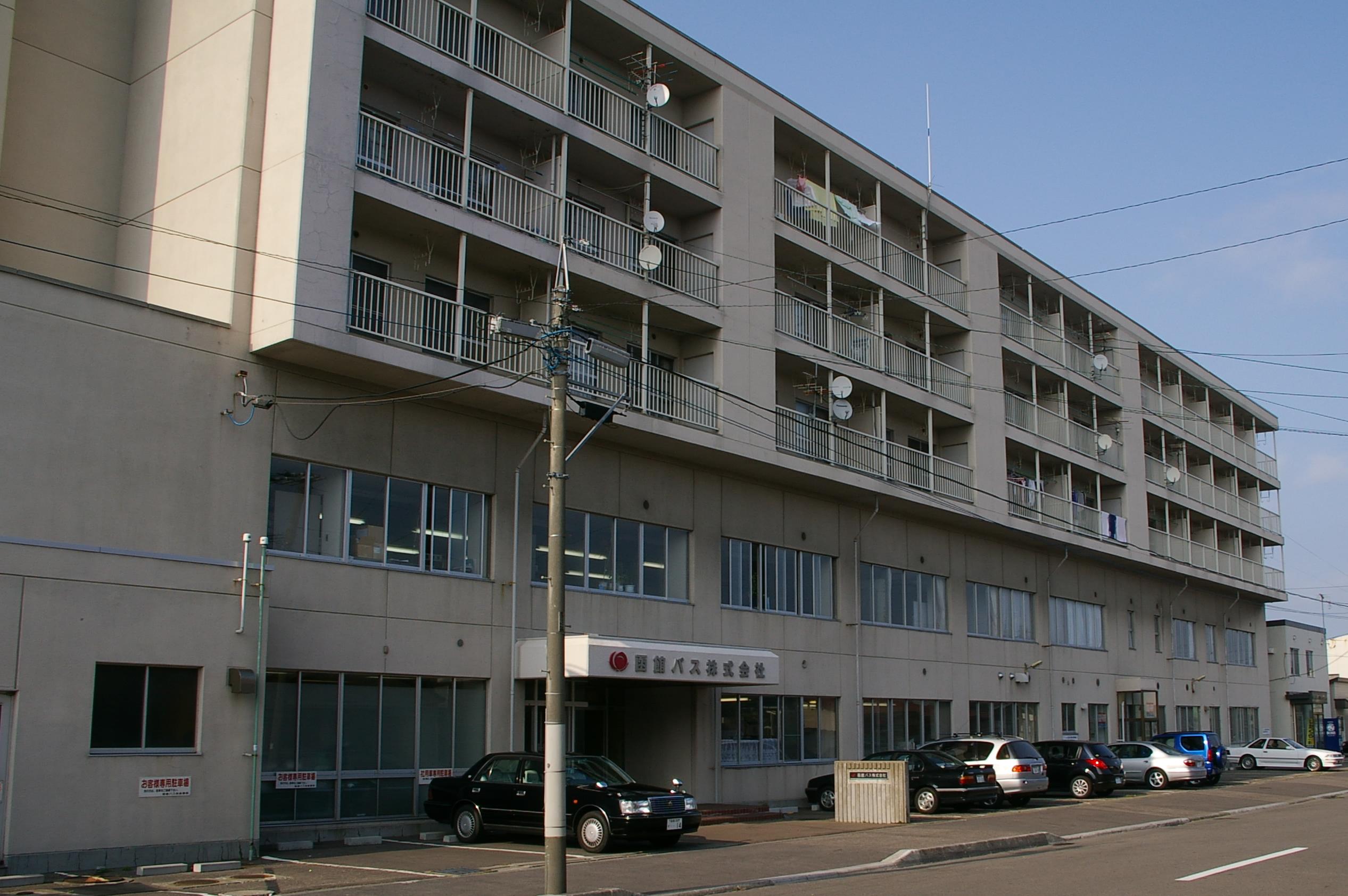 バスロケ 函館 函館バス株式会社【時刻表やバス停地図検索】