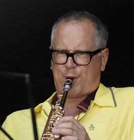 Hans Ulrik Jazz saxophonists