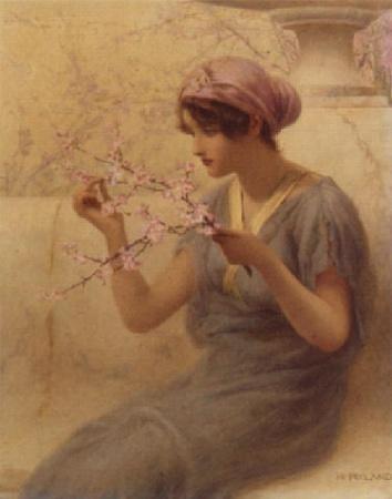 http://upload.wikimedia.org/wikipedia/commons/c/c5/Henry_Ryland_-_Almond_Blossom.jpg