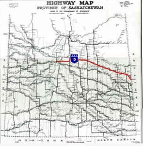 Saskatchewan Highway 5 highway in Saskatchewan
