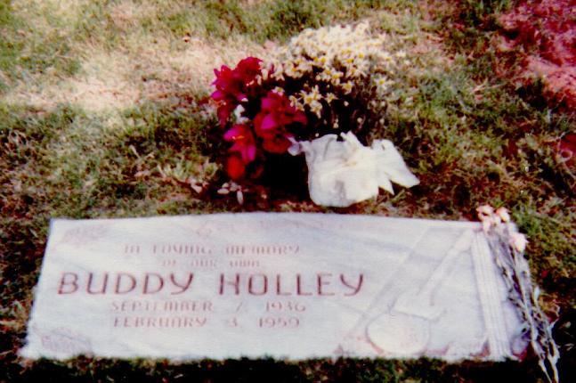 Grab von Buddy Holly