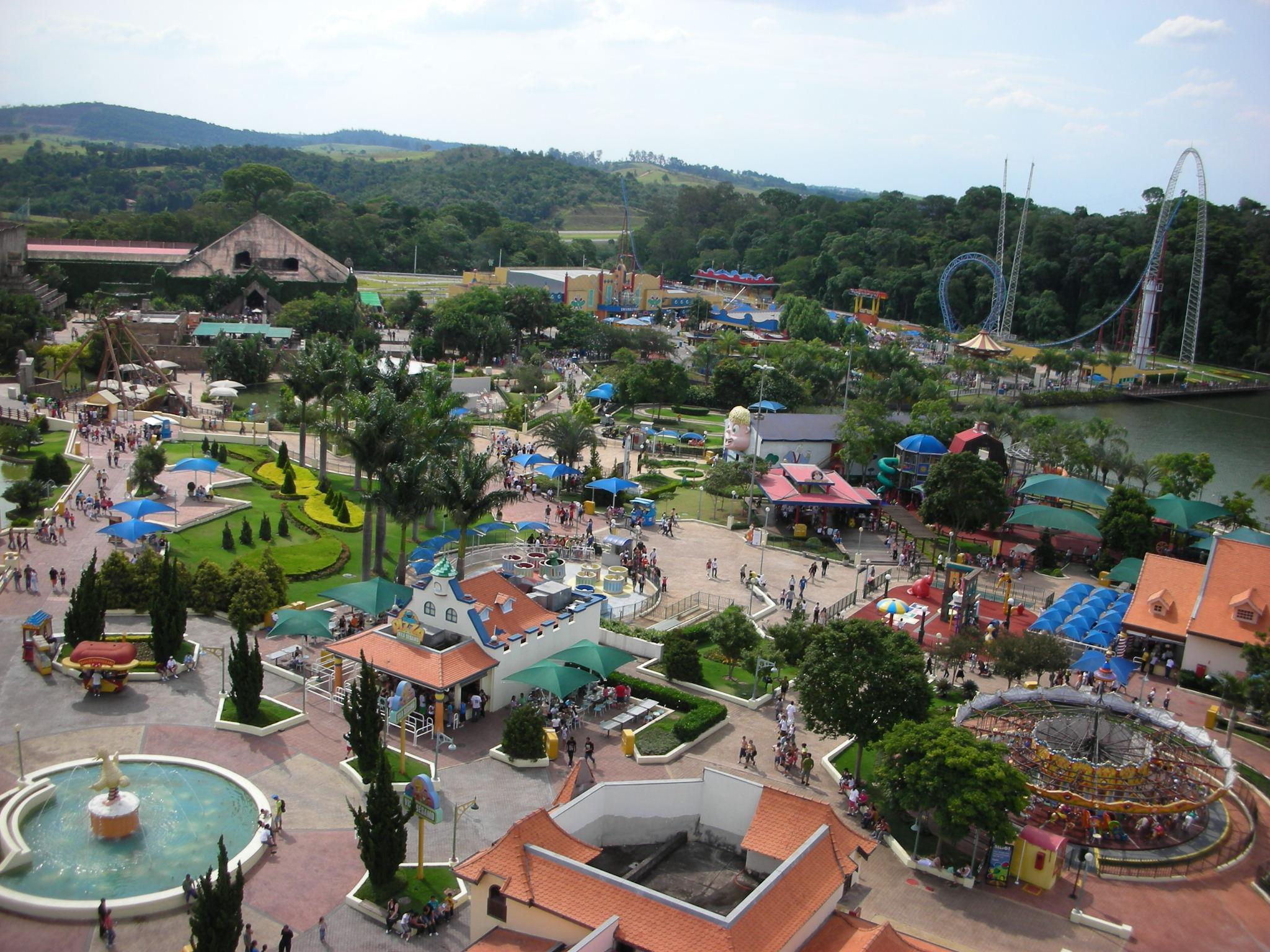 Amusement Park Hotel