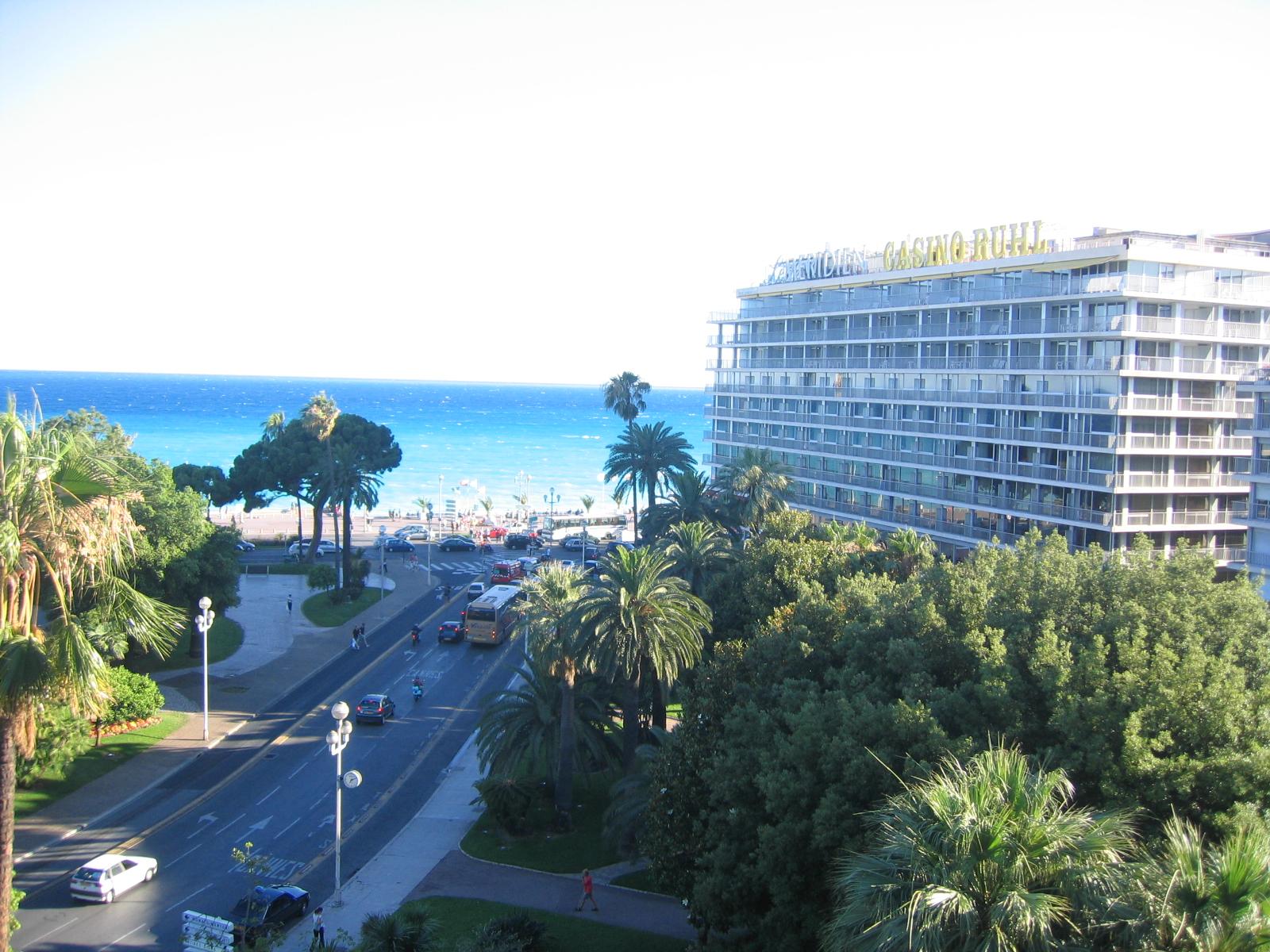 La Meridien Hotel