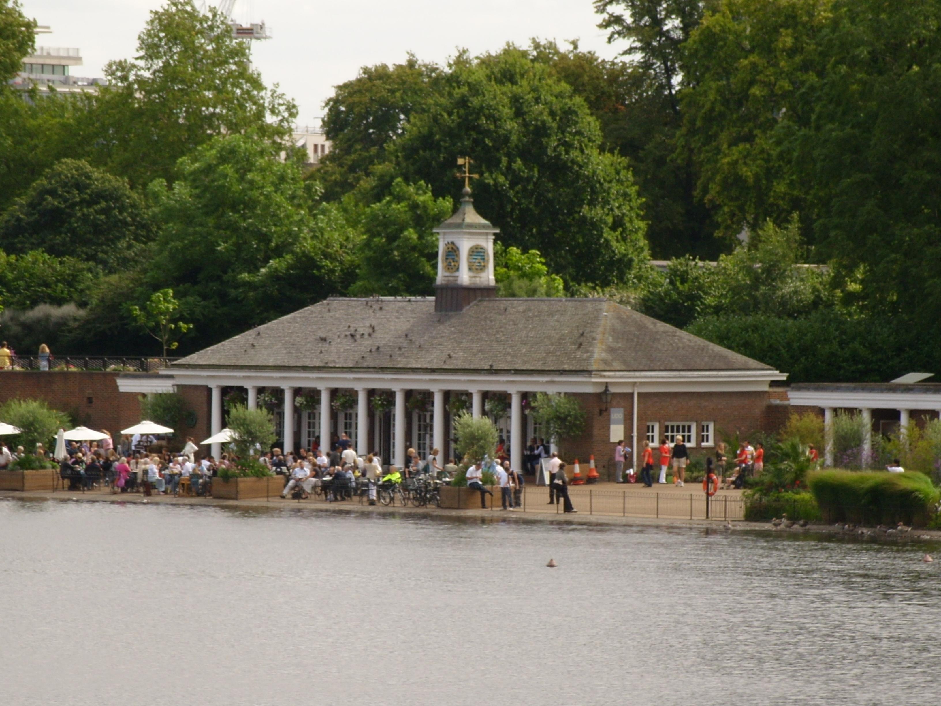 Lido Restaurant Hyde Park