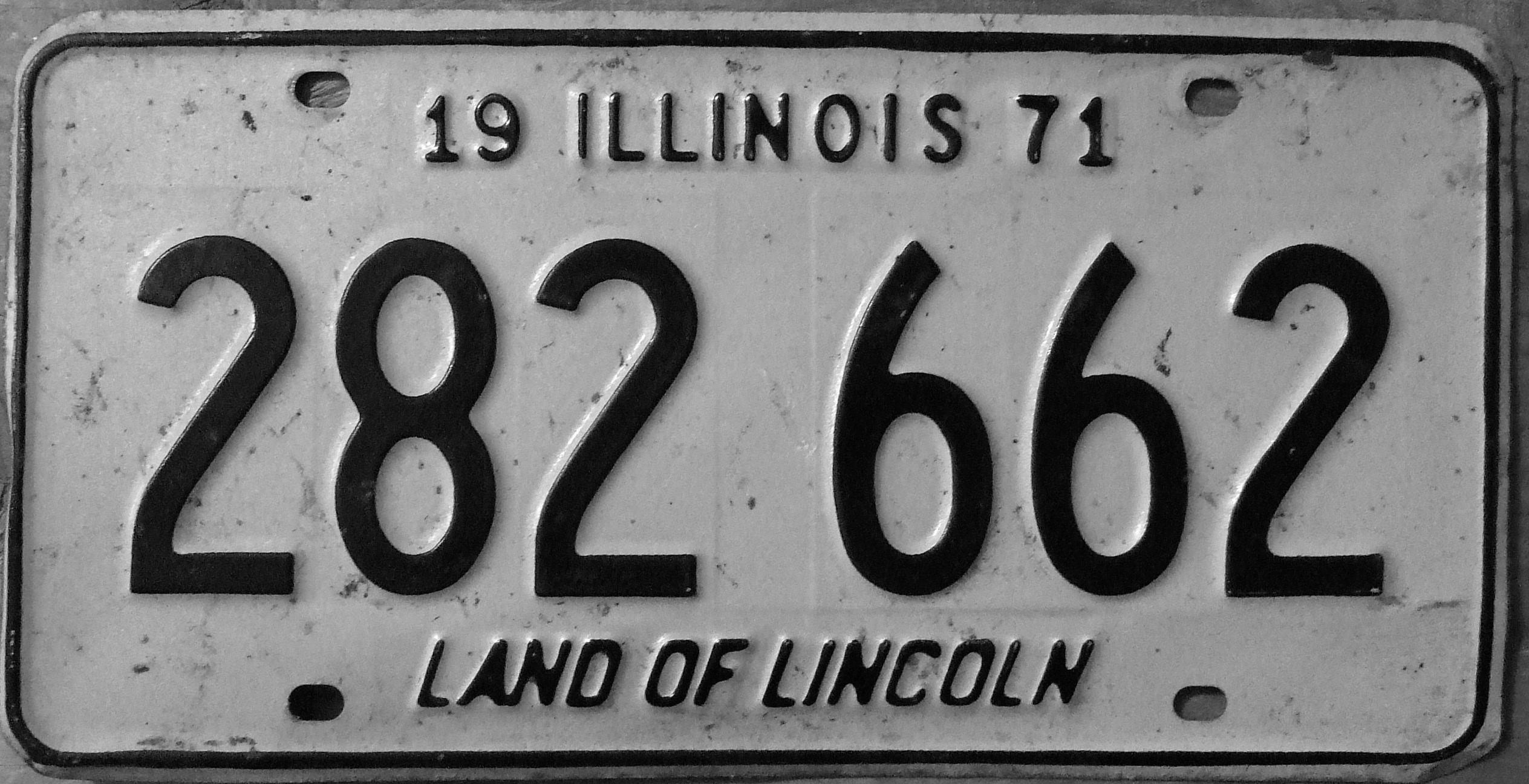 Vehicle registration plates of Illinois - Wikiwand