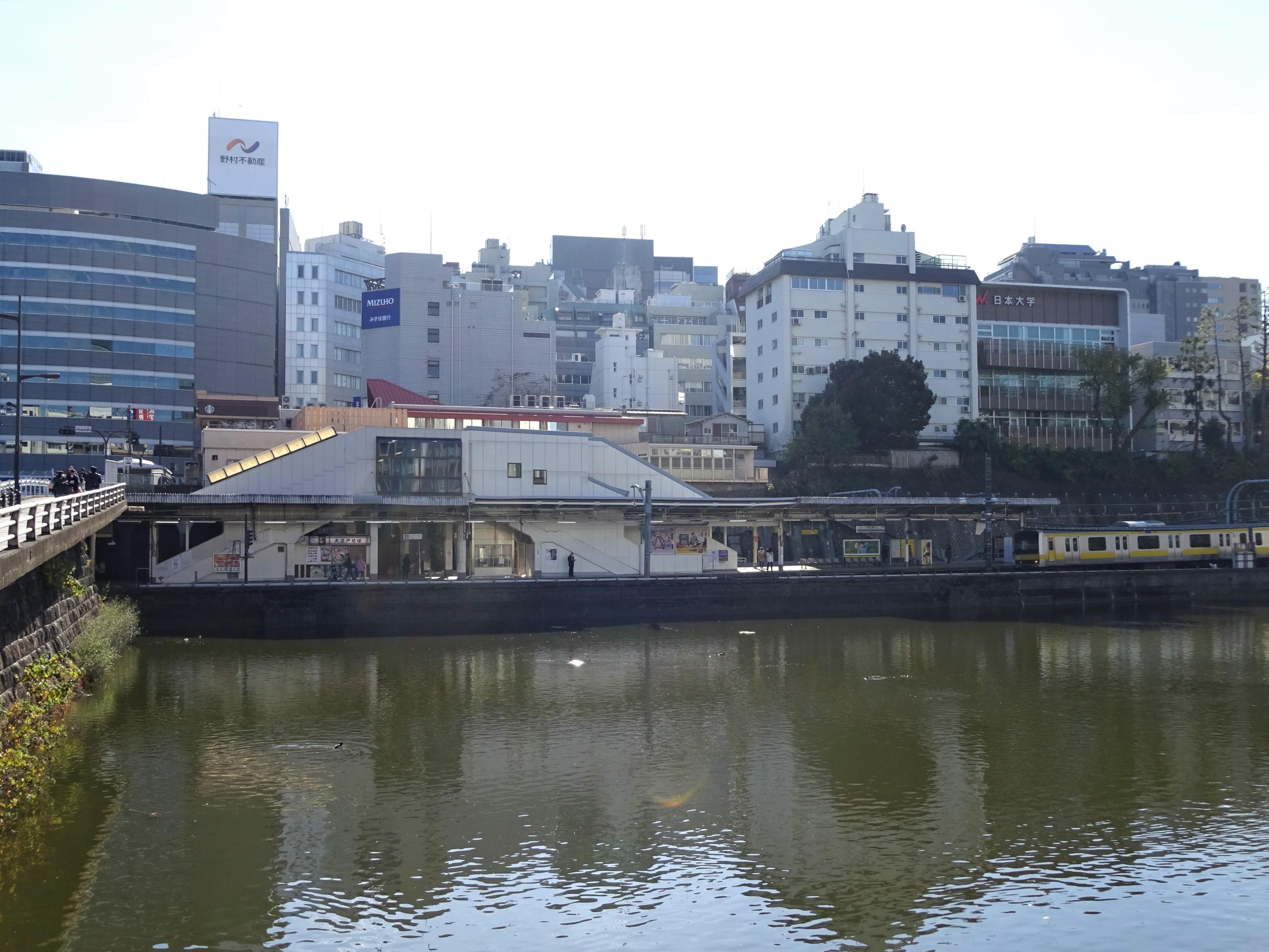 市ケ谷駅 wikipedia