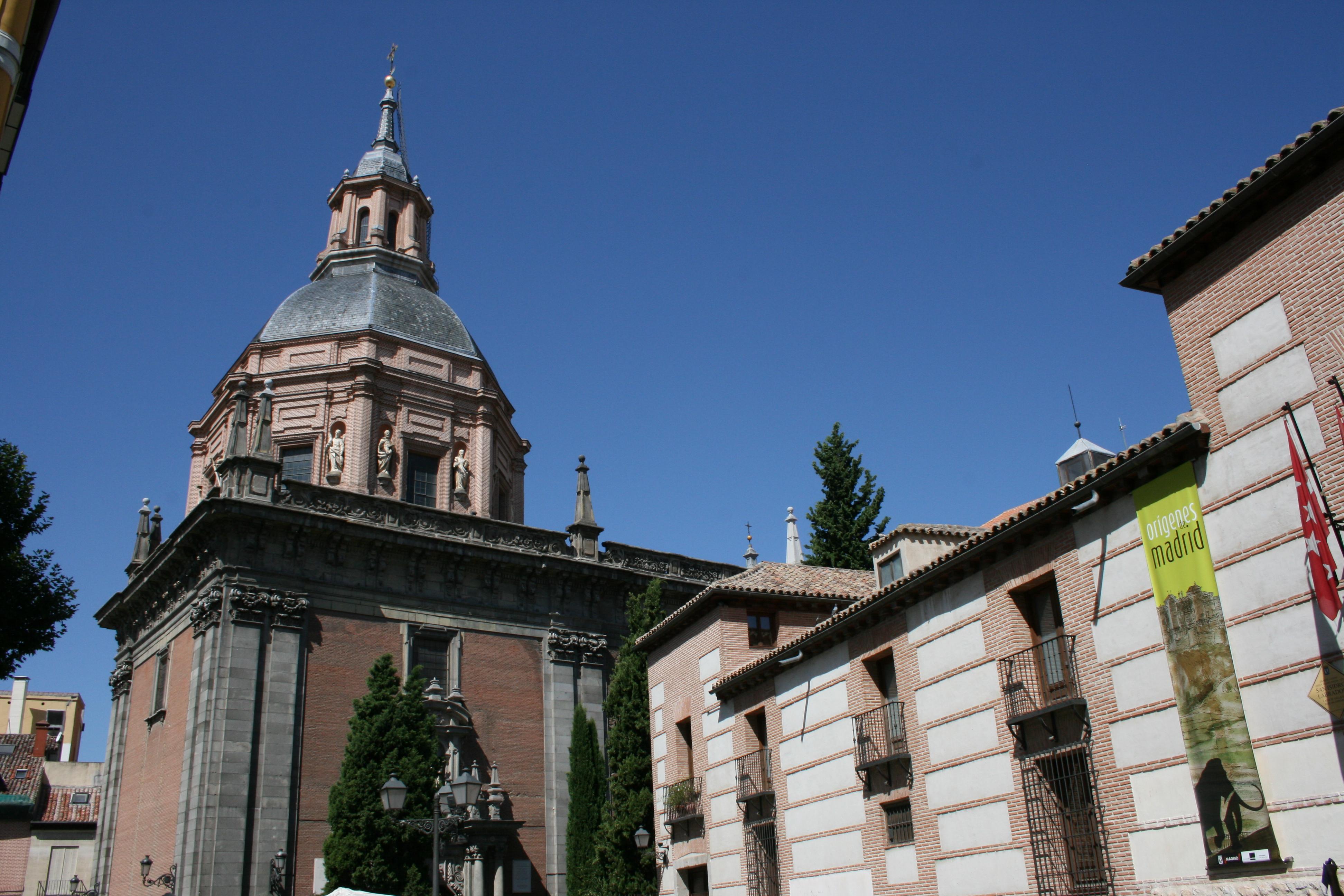 File:Iglesia de San Andrés, Madrid.jpg - Wikimedia Commons