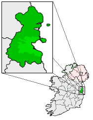 Файл:Ireland map County Dublin Magnified.png