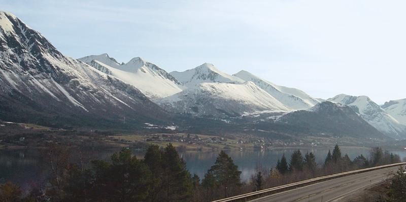 Isfjorden (bygd i Rauma) – Wikipedia