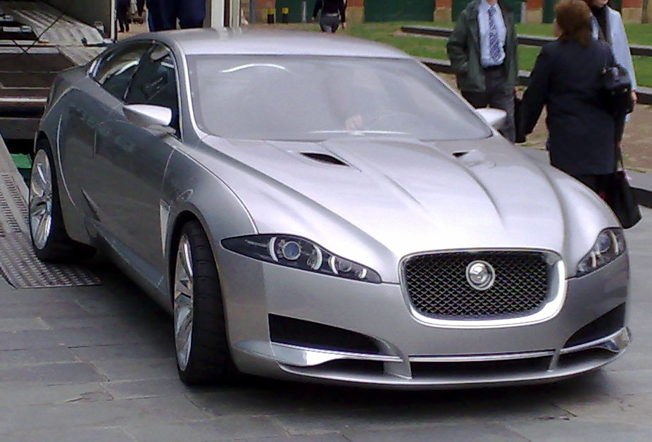 Jaguar C-XF - Wikipedia