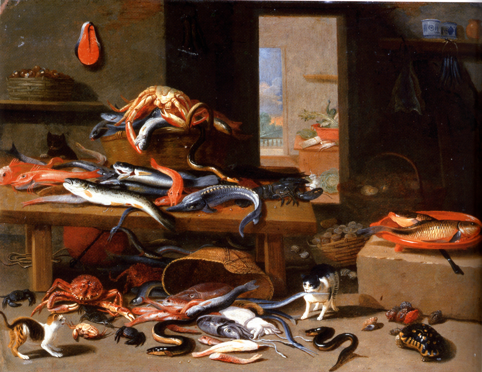 File:Jan van Kessel still life.jpg - Wikimedia Commons