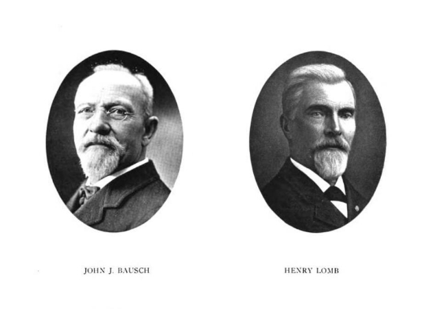 Image of Bausch & Lomb Optical Co. from Wikidata