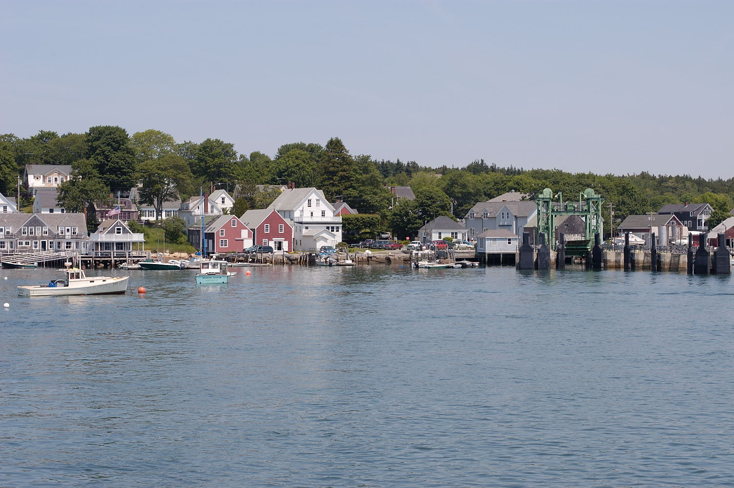 North Haven Island Ferry