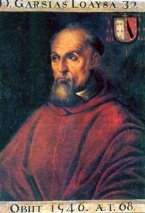 Loaisa y Mendoza, García de (1479-1546)