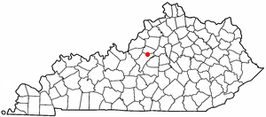 Loko di Fairfield, Kentucky